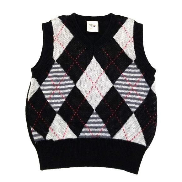 e55d8047b Boys Sweater Vest   12-18 Month